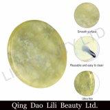 Etiquetas protetoras da tampa da colagem da extensão confidencial da pestana do logotipo para a pedra do jade, pálete de cristal