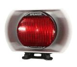 De Lichten van de Motorfiets van de Waarschuwing van de Politie van de Versterker van de Sirene/van de Hoorn van Senken 105+dB