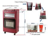 Foldable様式の陶磁器の赤外線ガスストーブ