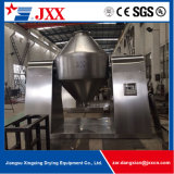 Cone Duplo máquina de secagem a vácuo rotativo para granulados ou em pó