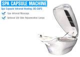 De witte Capsule van het Vermageringsdieet van het Lichaam Hydro- Therapy Infrared SPA