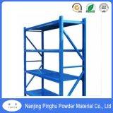Knicken-Beschaffenheits-blaue Epoxid-Polyester-Puder-Beschichtung