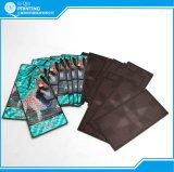 Impresión en color con la tarjeta de felicitación Estampación