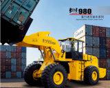 L'ISO a approuvé ce chariot élévateur à fourche de 30 tonnes pour la manipulation de bloc du chargeur