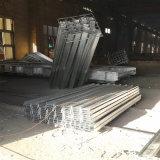 Componente de estructura eléctrica de acero galvanizado caliente DIP