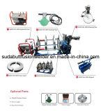 Machine hydraulique de soudure par fusion de bout pour la pipe