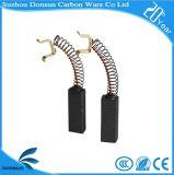 Разных размеров Donsun угольная щетка для электроинструмента