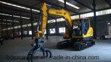 中国のISO9001証明書が付いている新しく小さいクローラー掘削機機械