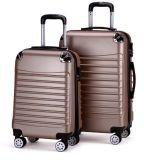 Fabrik-direkt Großhandelspreis ABS Aluminiumlaufkatze-Gepäck