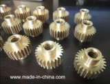 Gear d'ottone con CNC Machining