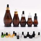 Flaschenkürbis-Form-Glasflasche (NBG07)