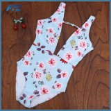 Цветок один Swimsuit Swimwear Бикини способа части для девушки
