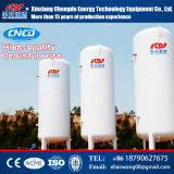 Réservoir de stockage cryogénique d'oxygène liquide/azote/Argon/LNG