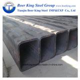 Tubo d'acciaio del quadrato di ricottura del nero del materiale da costruzione Q345