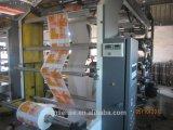 Máquina de impressão Flexo Saco Tshirt Etiqueta de impressão de folha de alumínio de Nylon