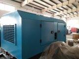 De industriële Compressor Met motor van de Diesel Draagbare/Beweegbare Roterende Lucht van de Schroef