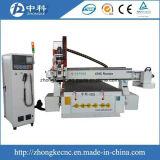 Máquina caliente 1325 del ranurador del CNC de la tapa