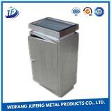 Алюминиевое приложение резцовой коробка/коробка металлического листа с штемпелевать процесс