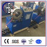 Le marquage CE et de la certification ISO sertissage du flexible hydraulique avec de gros de remise de la machine