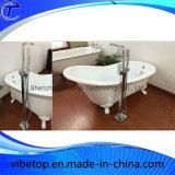 Chuveirinha de banheira de torneira móvel tipo piso simples para banheira