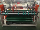 Type Semi-Automatique dépliant Gluer de presse