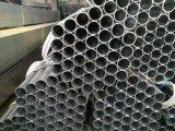 La Casa Verde del tubo de acero galvanizado