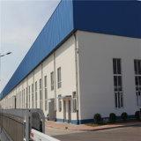 Entrepôt préfabriqué léger de Builidng de bâti en acier