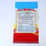 Декоративные ламинированные PP тканого 50кг мешки для внесения удобрений с PE внутренней