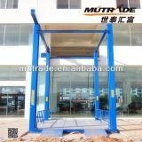 Professional 2-10t carro elevador, elevação de mercadorias, Elevação da Plataforma