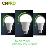 5W 7W 9W 12W hohes Birnen-Licht des Lumen-IS des Fahrer-LED