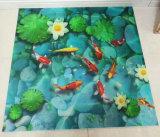 Глобальные яркий бамбуковые волокна платы цифровой струйной печати 3D УФ-принтер