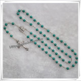 方法数珠を祈る宗教木のビードの数珠(IOcr326)