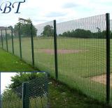 Il PVC ha ricoperto 358 la rete fissa saldata della rete metallica Panel/358