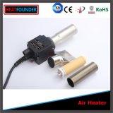 Ventilador del aire caliente con el interruptor de la temperatura