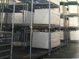 Lager-Speicher-mobile Zahnstange mit Pfosten/Stahlladeplatten/Euroladeplatten