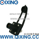 Qixing Cam-Lock 위원회에 의하여 거치되는 소켓 IP44 400A 600V 검정