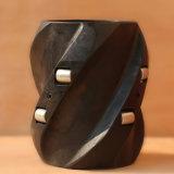 金属のリングが付いている固形物ポリウレタンセントラライザー