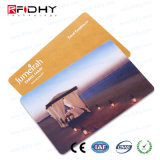 Venda a quente Ic programáveis + cartão de Freqüência Dupla RFID UHF