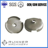 Aluminium/fer/acier inoxydable en laiton//acier du carbone/métal traitant les pièces de usinage pour l'engine d'automobile/véhicule
