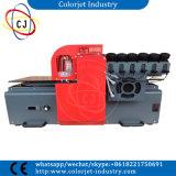 기계 UV 평상형 트레일러 인쇄 기계를 인쇄하는 이동 전화 상자를 위한 고속 그리고 해결책을%s 가진 Cj-L1800uvn