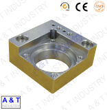 CNC 주문 기계로 가공 OEM 알루미늄 또는 금관 악기 스테인리스 축융기 부속