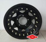 3 PCS鋼鉄内部ビードロックの車輪の縁15X8