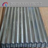 Strato ondulato del tetto del metallo dell'acciaio rivestito dello zinco di SGCC