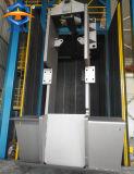 アルミ合金はホックのタイプショットブラストのクリーニング機械を分ける
