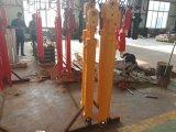 Cilindro hidráulico de vários estágios articulado da máquina agricultural dos caminhões de descarga