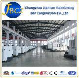 Accoppiatore d'acciaio standard della giuntura del tondo per cemento armato BS4449 del Ancon
