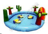 Commerciale de gros de la piscine gonflable, piscine pour adultesD2042