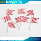Decoración de alimentos Custom Printed Party Toothpick Flags (M-NF29F14029)