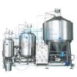 strumentazione della birra del serbatoio di saccarificazione 1000L con il fermentatore della strumentazione e del cono di preparazione della birra