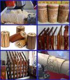El doble dirige la máquina de grabado de madera del corte del ranurador del CNC